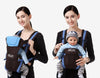 4 in 1 Front or Back Comfortable Breathable Baby Carrier - Guam Shopping Network