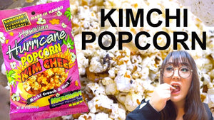 KIm Chi Hurricane Microwave Popcorn (3-Pack Set) - Guam Shopping Network