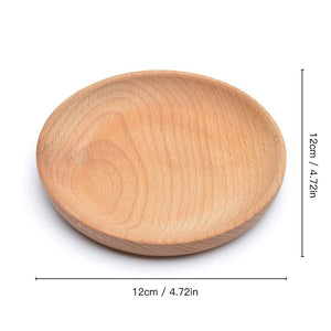 Eco-friendly Wooden Sushi  Party Tableware