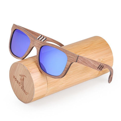 Walnut Wood Sunglasses - Guam Shopping Network