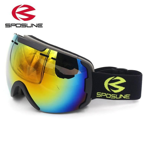 Double Lens Snow Sport Goggles for Men & Women - Guam Shopping Network