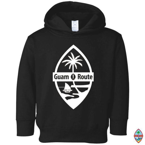 Toddler Fleece Hoodie - Guam Shopping Network