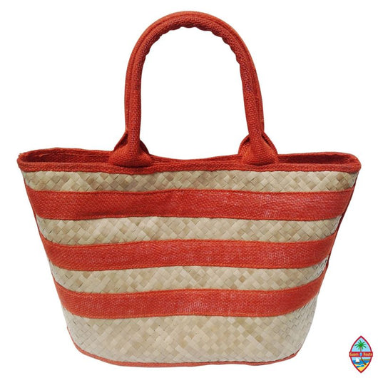 Weave Canvas Medium Women Totes