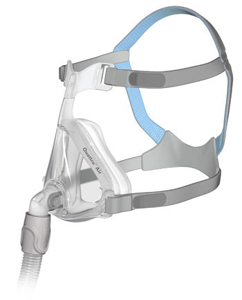 Quattro Air Full Face Mask and Headgear