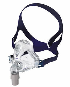 Quattro FX Full Face Mask with Headgear