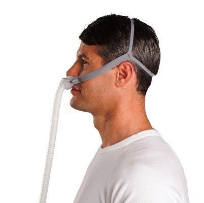 AirFit™ P10 Nasal Pillow with Headgear