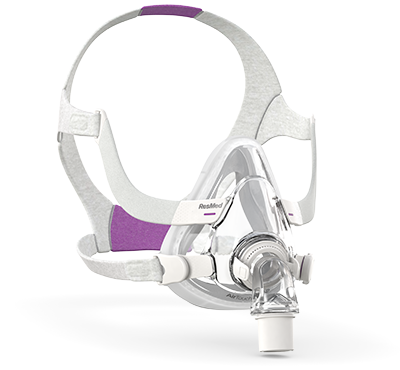 AirTouch F20 Full Face Mask with Headgear