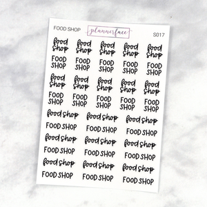 Food Shop | Scripts