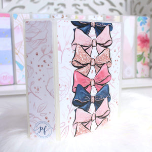 Plannerface Bow Sticker Album (Small) Planner Stickers