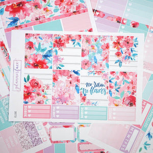 Plannerface Elsie Weekly Kit Planner Stickers