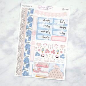 Plannerface Ethereal Mini Kit Planner Stickers