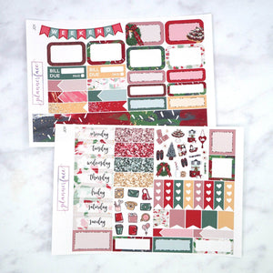 Plannerface Joy Mini Kit Planner Stickers