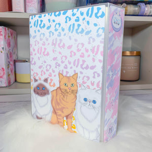 Plannerface Kitter Sticker Album (Large) Planner Stickers