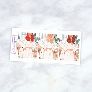 Plannerface Macchiato Mini Kit Planner Stickers