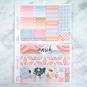 March Monthly Kit