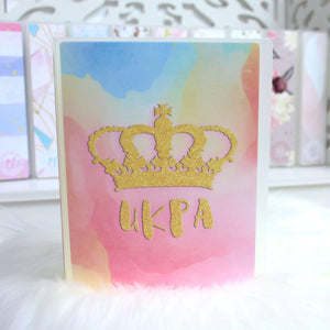 Plannerface UKPA Sticker Album (Small) Planner Stickers