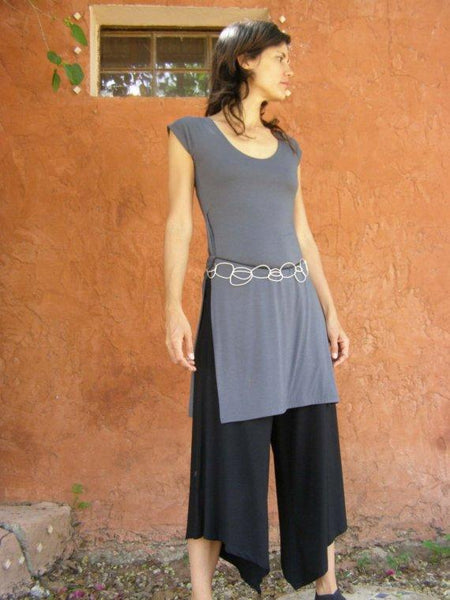 Summer Tibetan Wrap Tunic
