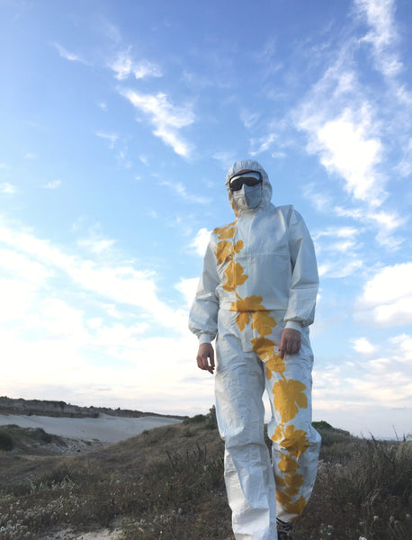 Hazmat Suit - Stay safe with our Stylish Hazmat suit