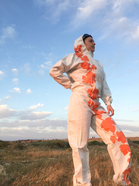 Hazmat Suit - Stay safe with our Stylish Hazmat suit Orange