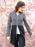 Contemporary Superb Italian Knit Jacket