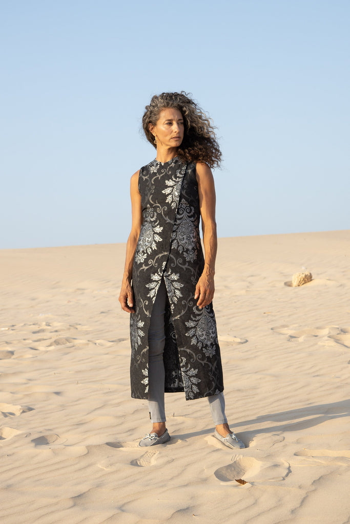 Women warrior Maxi Tunic