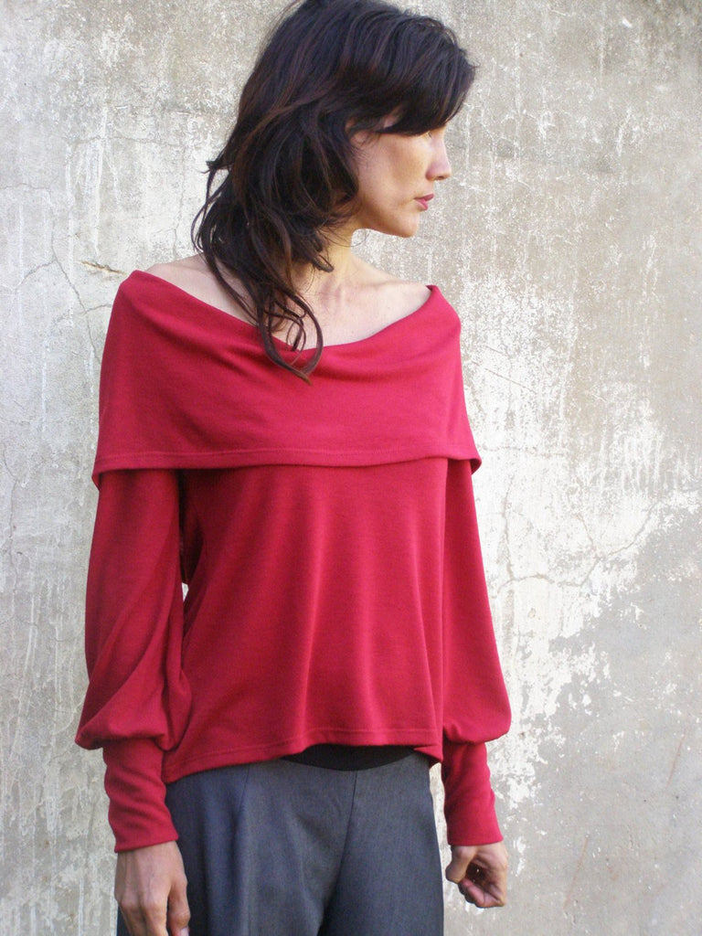 Convertible Flowing Cape Top
