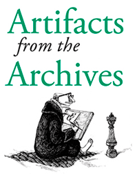 Edward Gorey's Artifacts from the Archives
