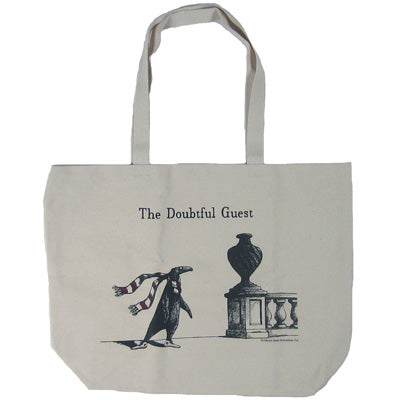 Doubtful Guest Tote Bag