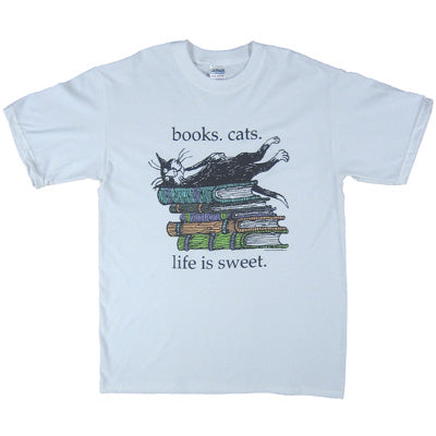 Edward Gorey Life is Sweet T-shirt