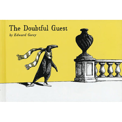 The Doubtful Guest Book - GoreyStore