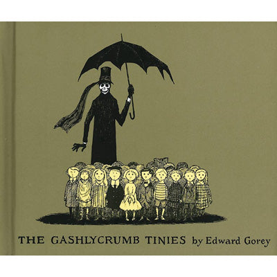The Gashlycrumb Tinies Book - GoreyStore
