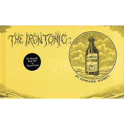 The Iron Tonic Book