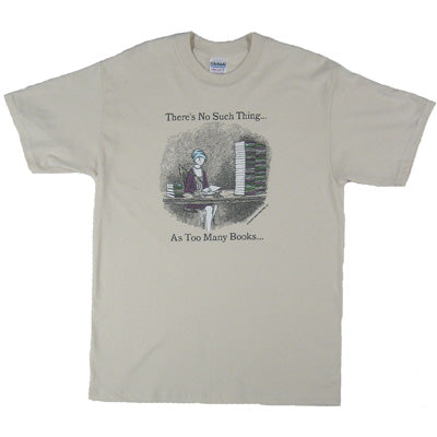 Edward Gorey No Such Thing T-Shirt