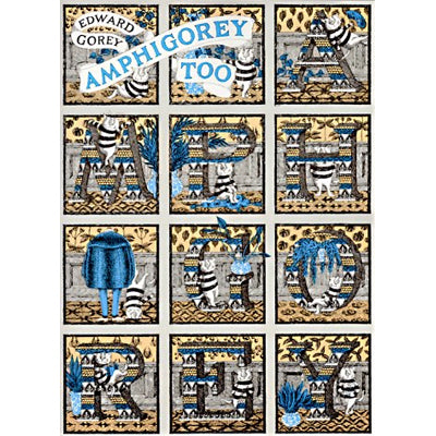 Amphigorey Too Book - GoreyStore