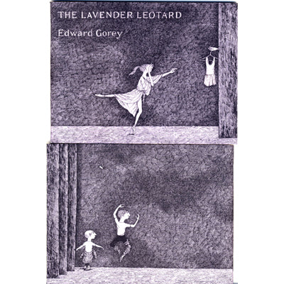 The Lavender Leotard Book - GoreyStore