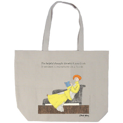 The Helpful Thought Tote Bag