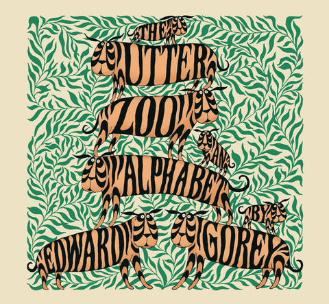 The Utter Zoo: An Alphabet Book