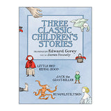 Three Classic Children's Stories Book