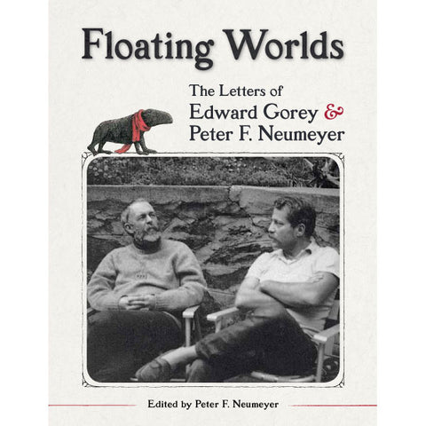 Floating Worlds Book - GoreyStore