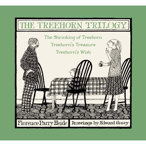 The Treehorn Trilogy (Set of 3 Books) Book - GoreyStore