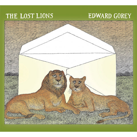The Lost Lions Book - GoreyStore