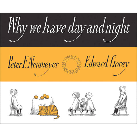 Why we have day and night Book