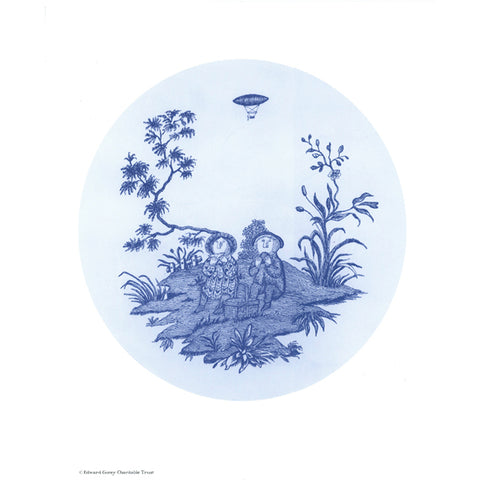 Blue Plate Special Print
