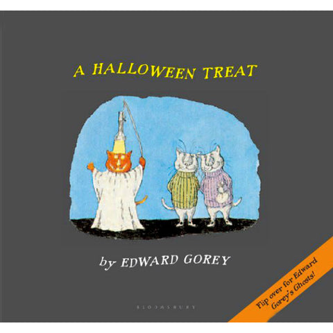 A Halloween Treat Book