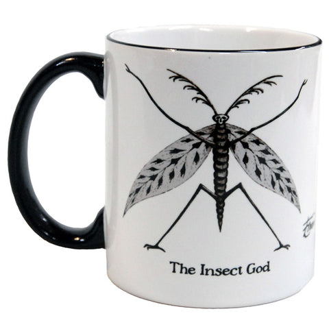Edward Gorey The Insect God Mug