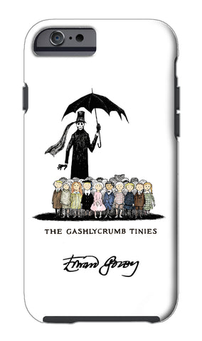 Gashlycrumb Tinies iPhone Case