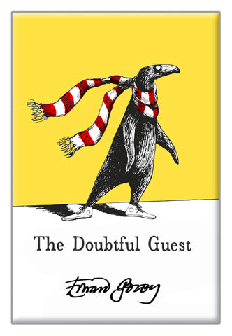 Doubtful Guest  Magnet - GoreyStore