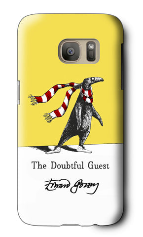 Doubtful Guest Galaxy Case - GoreyStore