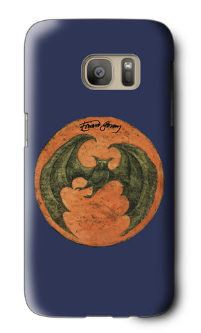 Batmoon (Orange) Galaxy Case - GoreyStore