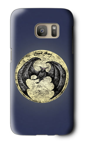 Batmoon (Yellow) Galaxy Case - GoreyStore